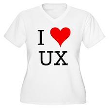 I Love UX T-Shirt