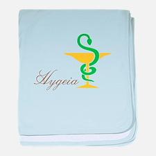 Hygeia baby blanket