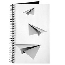 Origami Paper Plane Journal