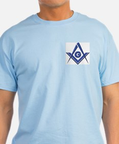 Modern Blue Lodge S&C T-Shirt