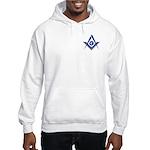Modern Blue Lodge S&C Hooded Sweatshirt