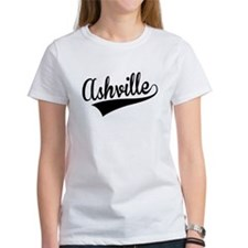 Ashville, Retro, T-Shirt