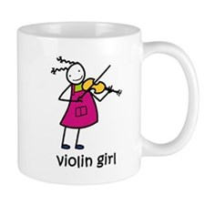 Violinists Do It Better - Mug