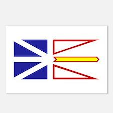 Newfoundland and Labrador Postcards (Package of 8)