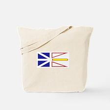 Newfoundland and Labrador Tote Bag