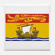 New Brunswick Tile Coaster
