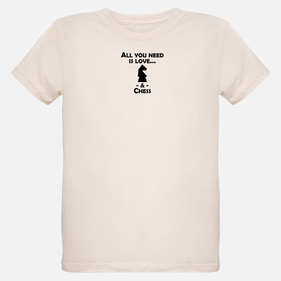 Love And Chess T-Shirt