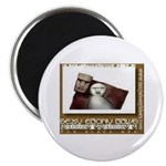 The Sexy Ebony BBW Magnet (100 pk)