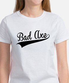 Bad Axe, Retro, T-Shirt