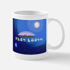 Flat Earth Mugs