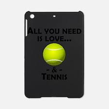 Love And Tennis iPad Mini Case