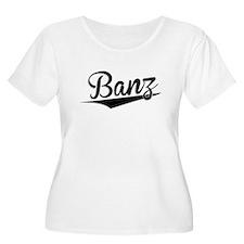 Banz, Retro, Plus Size T-Shirt