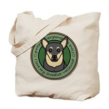 Love My Vallhund Tote Bag