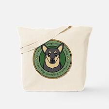 Love My Vallhund Tote Bag