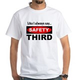 Anti-obama Mens White T-shirts