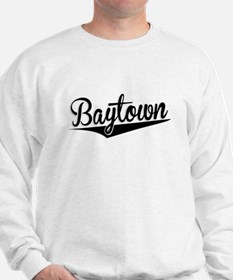 Baytown, Retro, Sweatshirt