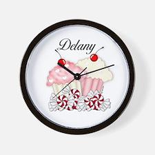 Delany - Wall Clock