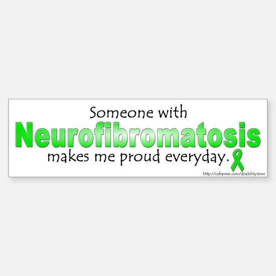 Neurofibromatosis Pride Bumper Bumper Bumper Sticker