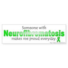 Neurofibromatosis Pride Bumper Bumper Sticker