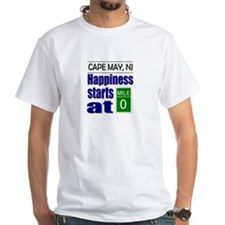 Happiness Starts at Mile 0 Shirt