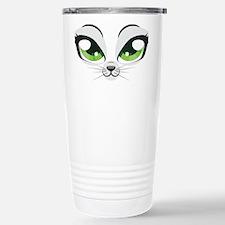 Meow Stainless Steel Travel Mug