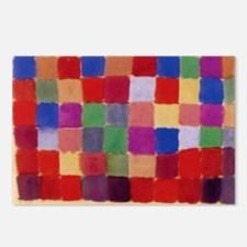 Klee - Harmony of Souther Postcards (Package of 8)