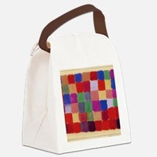 Klee - Harmony of Southern Flora Canvas Lunch Bag