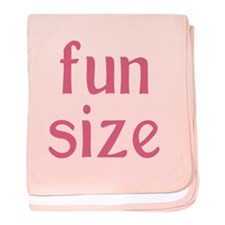Fun Size 002c baby blanket
