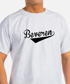 Beveren, Retro, T-Shirt
