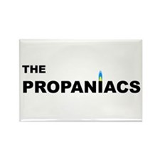 The Propaniacs Rectangle Magnet