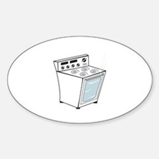 Stove Decal