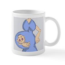 Baby Blue Mugs
