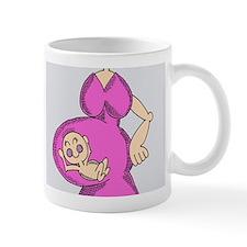Baby Pink Mugs