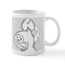 Baby B&w Mugs