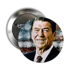 "The Great President Ronald Reagan 2.25"" Button (10"