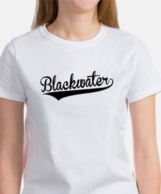 Blackwater, Retro, T-Shirt
