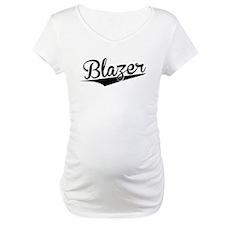 Blazer, Retro, Shirt