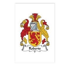 Roberts (Wales) Postcards (Package of 8)