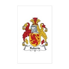 Roberts (Wales) Rectangle Bumper Stickers