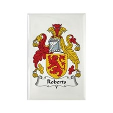 Roberts (Wales) Rectangle Magnet (10 pack)