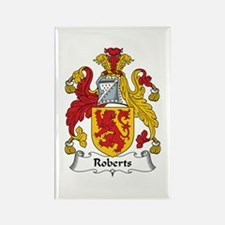 Roberts (Wales) Rectangle Magnet