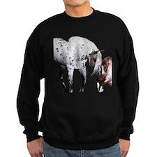 Horses Love Forever Sweatshirt