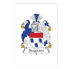 Seagram Postcards (Package of 8)