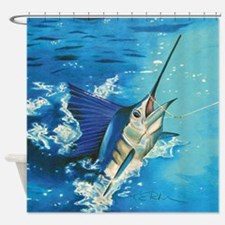 Sailfishshower Curtain