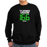 166 MHz Turbo Mode Sweatshirt