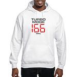 166 MHz Turbo Mode Hoodie