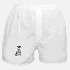 Schnauzer (Nat) Boxer Shorts