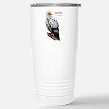 Egyptian Vulture Travel Mug
