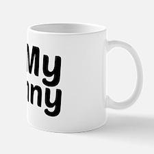 I Heart My Hunny Mug