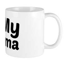 I Heart My Gamma Mug